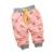 2016 nova primavera verão 100% de algodão de alta qualidade 1 peça bebê harem pants 4-24 meses do bebê do menino/meninas calças Crianças Marca sagacidade