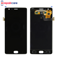 Free DHL 5pcs Lot For Oneplus 3T A3010 LCD Display Touch Screen Digitizer Assembly With Frame