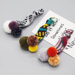Корейский осень-зима простой Sweet Girl волосы мяч широкий узел эластичная резинка для волос Волосы Резинки аксессуары для Для женщин Мода