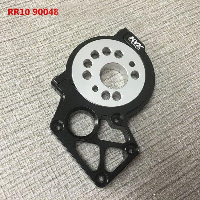 1 ensemble Axial RR10 90048 support de fixation de moteur en aluminium pour accessoires de mise à niveau de voiture RC