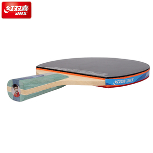 Image 4 - DHS 5 stars 5002/5006 professional Table tennis racket All round Pimples in rubber Ping Pong Racket tenis de mesa table tennis