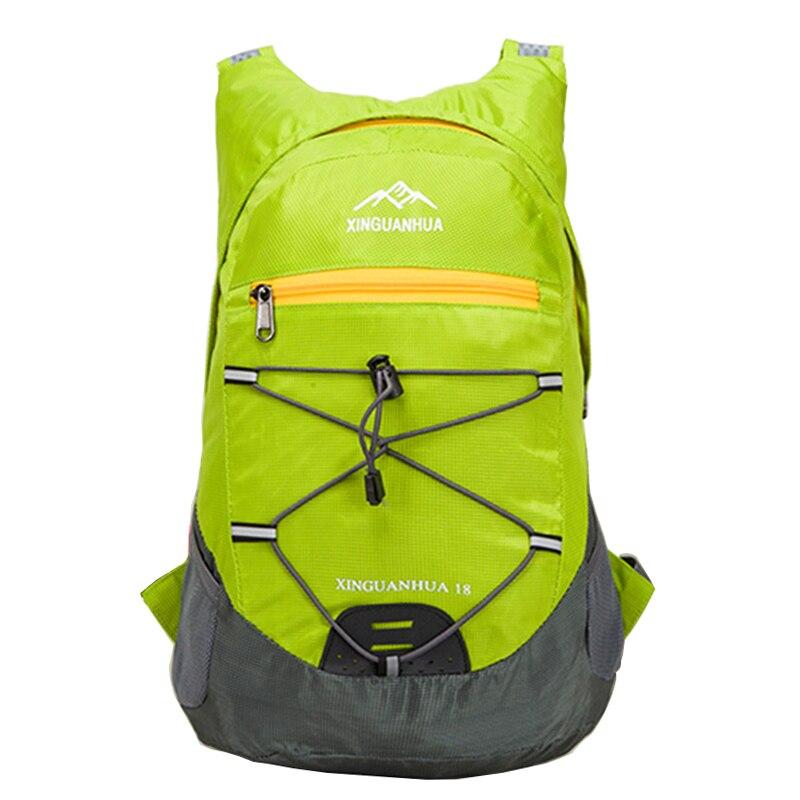 Ultralight Foldable Backpack Portable Backpacks For Teenage Girls Boys Waterproof Nylon Outdoors Hiking Skin Bags Rucksack X665A