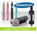 Stock!!!Innokin Endura T18 Starter Kit With 1000mah Battery 2.5ml Prism 18 Atomizer 100% Original VS Kanger Subvod eGo One Kit