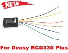 RCD330 Plus Gateway Emulador Simulador de Canbus Para VW Golf Jetta MK5 MK6 Passat