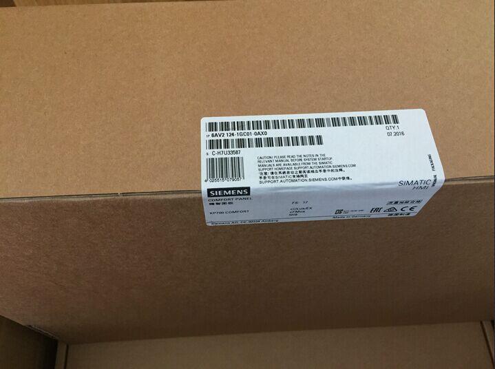 6AV2124 1GC01 0AX0 6AV2 124 1GC01 0AX0 SIMATIC HMI KP700 COMFORT KEY OPERATION 7 TFT NEW