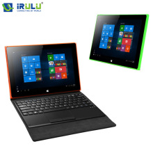 "Original walknbook 10.1 ""windows irulu tablet intel cpu de windows 10 Quad Core Portátil 2 en 1 2 GB/32 GB se Dobla Leva WiFi"