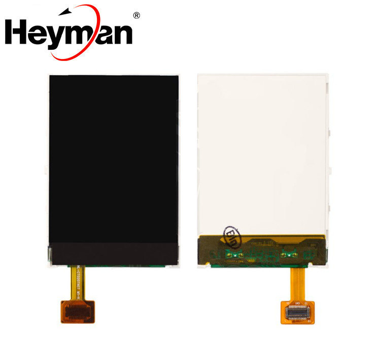 Heyman LCD for Nokia 2700c, 2730c, 3610f, 5000, 5130, 5220, 7100sn, 7210sn, C2-01 LCD display screen image