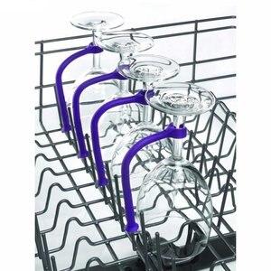 4 шт./компл. держатель для вина гибкий держатель для посудомоечной машины силиконовый стеклянный кронштейн креативные винные стеклянные Висячие кухонные инструменты
