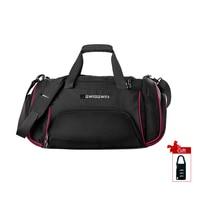 Suissewin Brand Girls Travel big Tote sport shoes Bag Women Men Big Shoulder Bag Large Capacity Lightweight Portable Duffel Bag