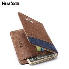 2016 New Arrive Purses Men's Wallets Carteira Masculine Billeteras Porte Monnaie Monederos Famous Brand Men canvas Wallet