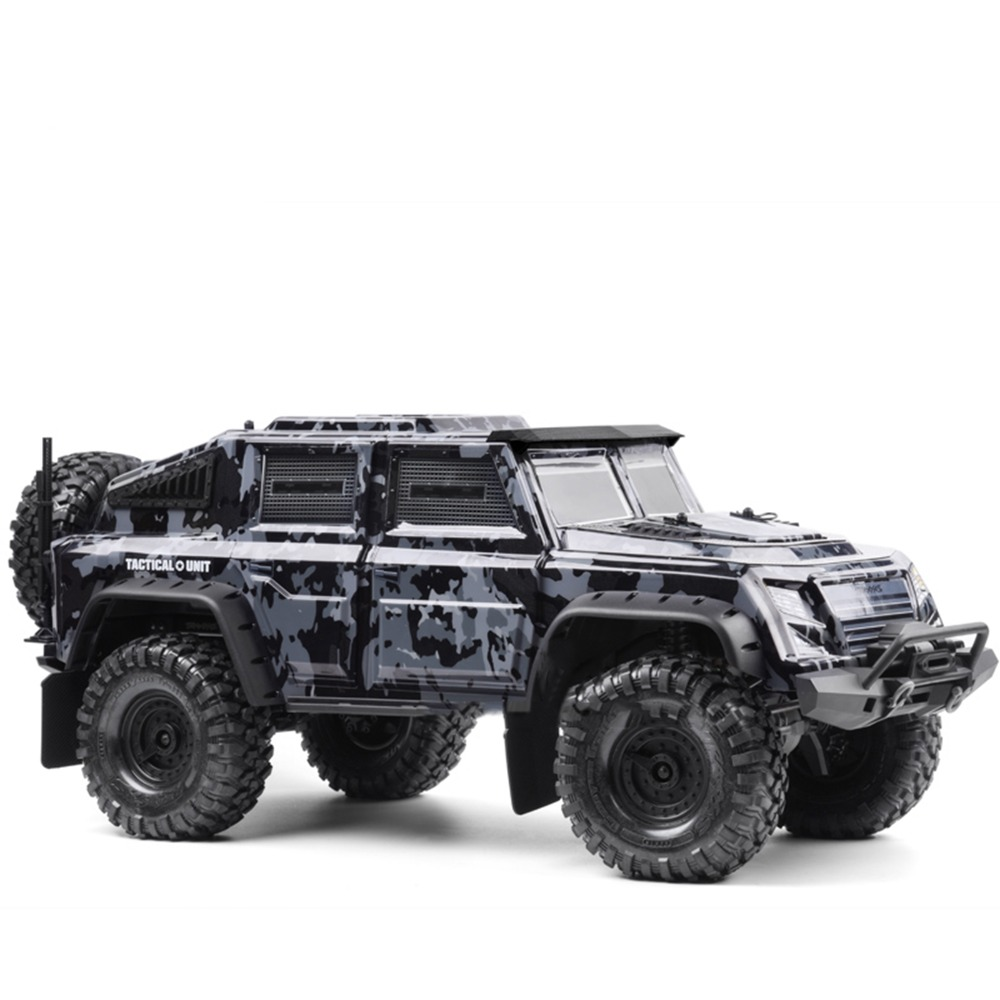 US $12 99 20% OFF|GRC 3D Print Front Top Cover D Type Defense Protection  Case Cover for TRX4 TRX 4 Tactical GAX0086D RC Car Parts-in Replacement  Parts