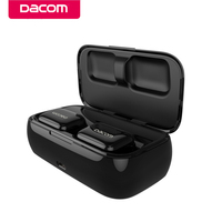DACOM GF8 TWS Bluetooth Earphone With Microphone V4 2 True Wireless Earbuds Hands Free Stereo Headset