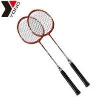 Raquetas de bádminton profesionales YONO 2017  raqueta deportiva de Bádminton de alta calidad  envío gratis