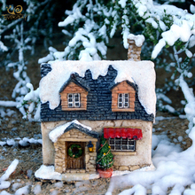 Everyday Collection Classic Christmas Holiday House Decoration Country Cabin Indoor Home Santa Gift