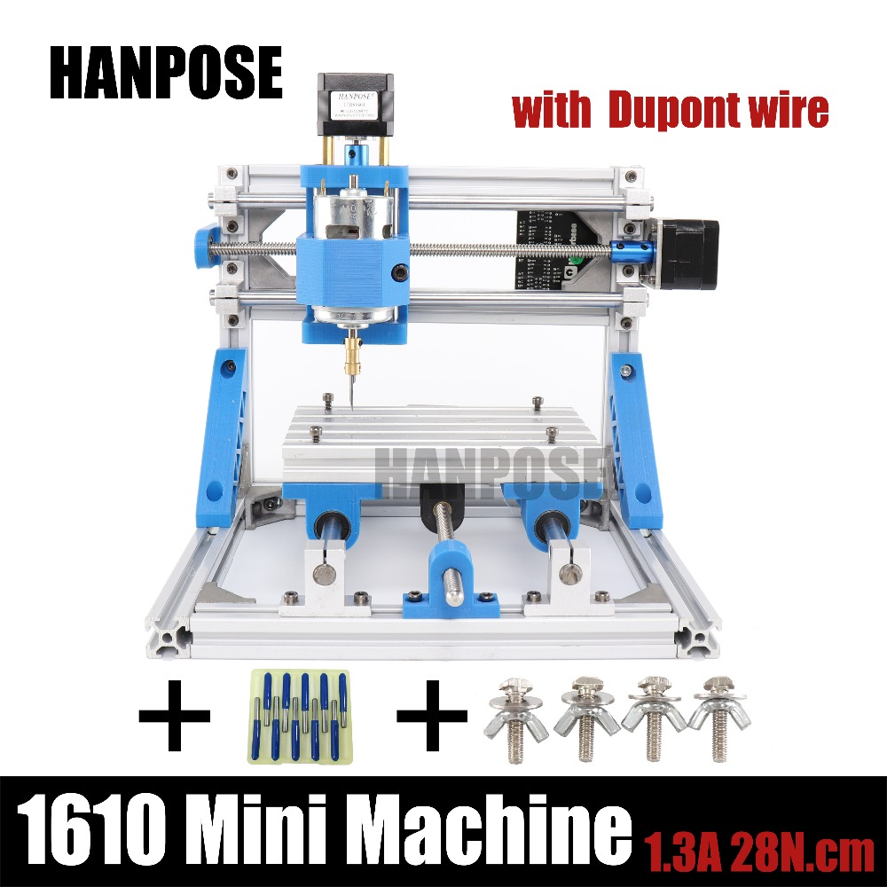 CNC 1610 with ER11,diy cnc engraving machine,mini Pcb Milling Machine,Wood Carving machine,cnc router,cnc1610,best Advanced toys mini cnc router machine 2030 cnc milling machine with 4axis for pcb wood parallel port