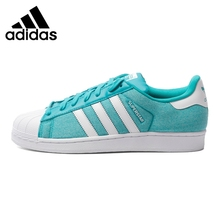 Original New Arrival Adidas Originals Superstar Men's Low top Skateboarding Shoes Sneakers