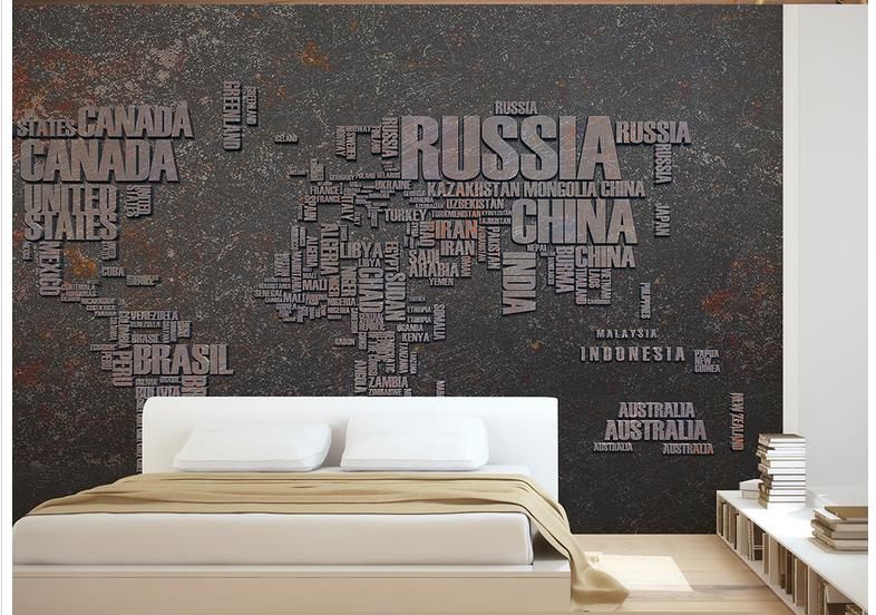 High quality hot sale new custom 3d photo wallpaper murals in high quality hot sale new custom 3d photo wallpaper murals in europe and the world map wall mural wallpaper background wall in wallpapers from home gumiabroncs Choice Image