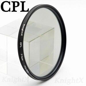 Image 4 - KnightX מאקרו מקרוב uv cpl כוכב מסנן עבור Sony ניקון Canon EOS DSLR d5200 d3300 d3100 d5100 nd gopro עדשת עדשות 52 58 67 mm