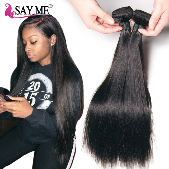 Brazilian Straight Hair Weave Bundles 100 Human Hair Bundles Remy