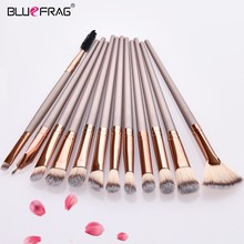 New Make Up Brushes Set 2/3/12pcs Professional Makeup Blending Eyebrow Eyeshadow Fan Brush Beauty Pincel Maquiagem