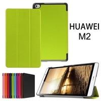 Folio Stand Casa чехол ПУ чехол для хуавей MediaPad на м2 м2-801w м2-803l компания Huawei м2 8.0 планшет чехол + защита экрана