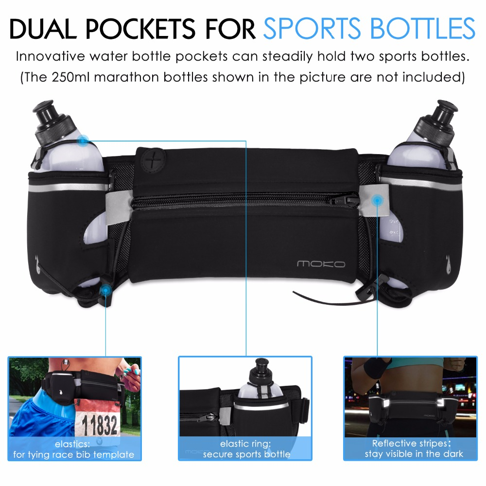 I Would Rather Be Snowboarding Sport Waist Packs Fanny Pack Adjustable For Run