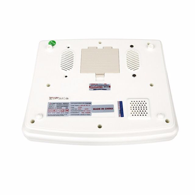 Ultrasound acupuncture laser physiotherapy machine