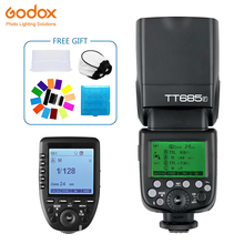 Godox TT685 TT685F Speedlite Flash Wireless TTL+Xpro-F Wireless Trigger Flash forFujifilm Camera  X-Pro2/X-T20 /X-T1/X-T2 цена и фото
