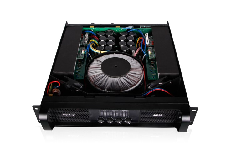 4000S power amplifier four channel Professional stage performance super power pure