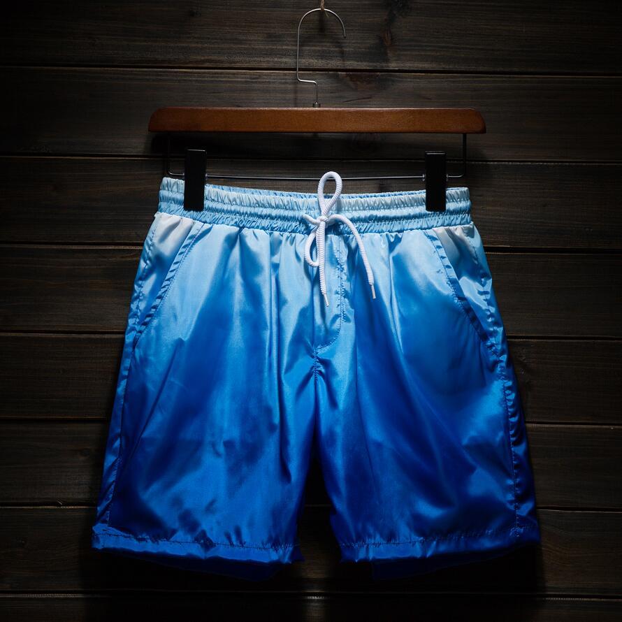 Men Summer Shorts Thin And Slim Beach Shorts New Male Elastic Waist Casual Short Pants Large Size Shorts Size 5XL