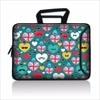 Men Women Messenger Bags 3 Layers Handbags For Macbook Pro 13 Air 13 Laptop Bag 10inch