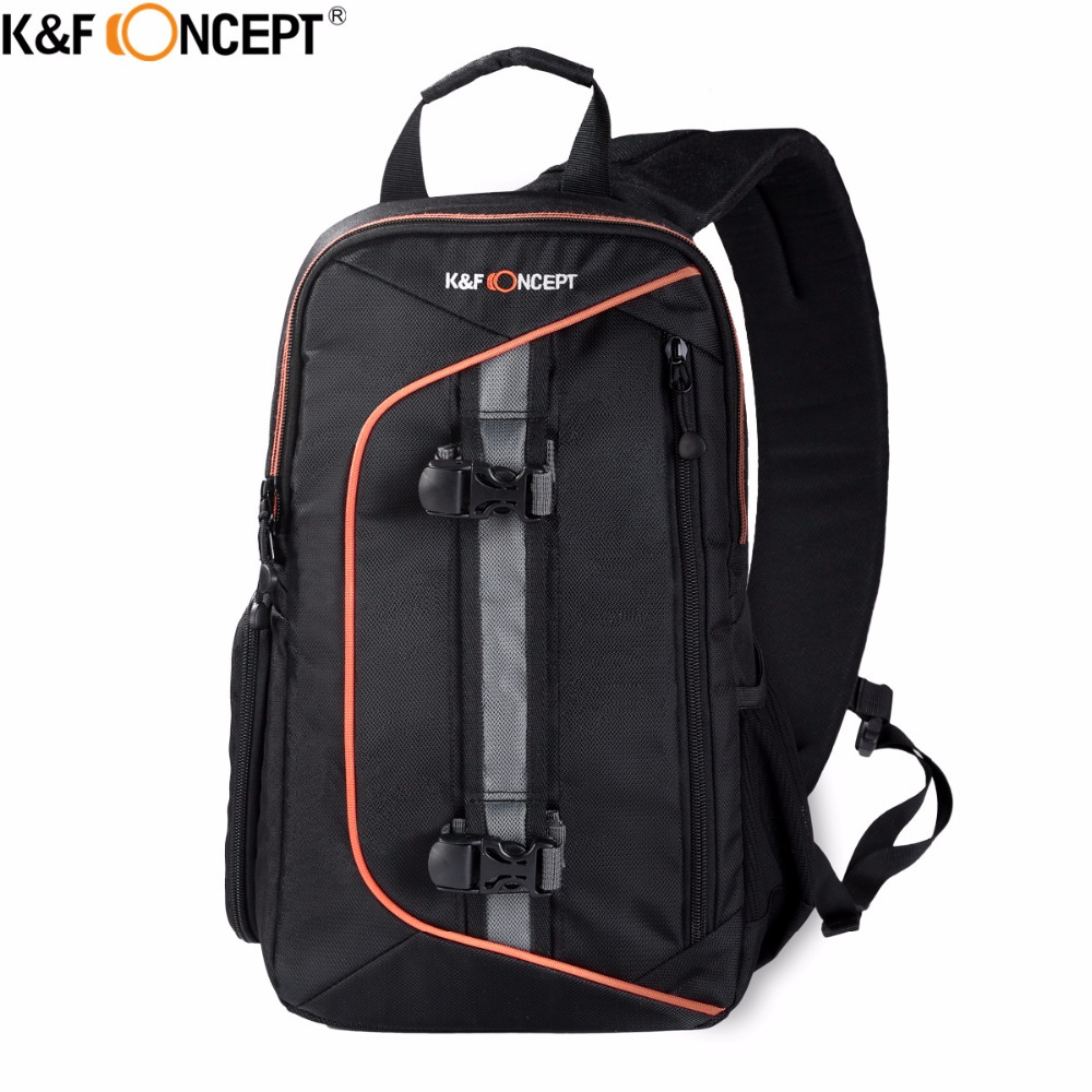K&F CONCEPT Camera Bag Western Style Sling Waterproof ...