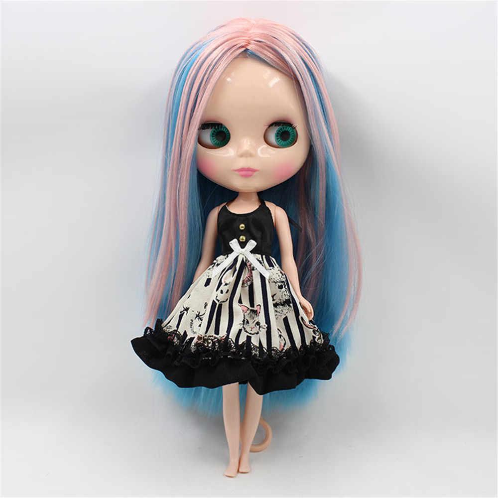 Blyth dolls одежда blyth платье юбка подходит blyth кукла 1/6 нормального, сустава, azone, licca тела, ледяная кукла