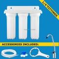 Coronwater Создайте свой собственный трехступенчатый фильтр для воды