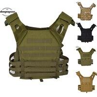 Chasse Tactique Accessories Body Armor J P C Plate Carrier Vest Multicam Munitions Magazine Airsoft Tactique gilet