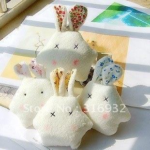 J3 M71 lovely rabbits design phone chains keychians novel creative ornament