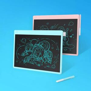 Image 2 - YouPin Jiqidao Smart Small Children Writing Tablet Blackboard 13.5 Inch Writing Board Handwriting Pads for Kids Drawing Writing