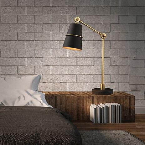 led e14 Nordic Iron LED Lamp.LED Light.Table Light.Table Lamp.Desk Lamp.LED Desk Lamp For Bedroom Study Office Store