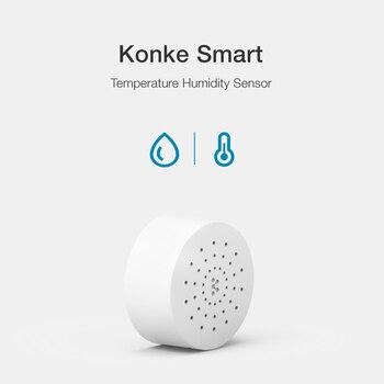 ZigBee 3,0, protocolo abierto, Sensor de temperatura y humedad, presión de aire ambiental, Control inalámbrico inteligente doméstico para teléfono Xiaomi