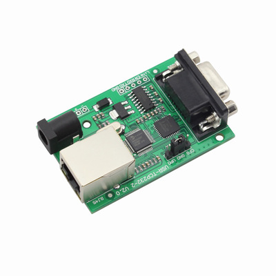 LwIP based serial Ethernet two-way conversion module, software + hardware full set of Solutions overview of web based business