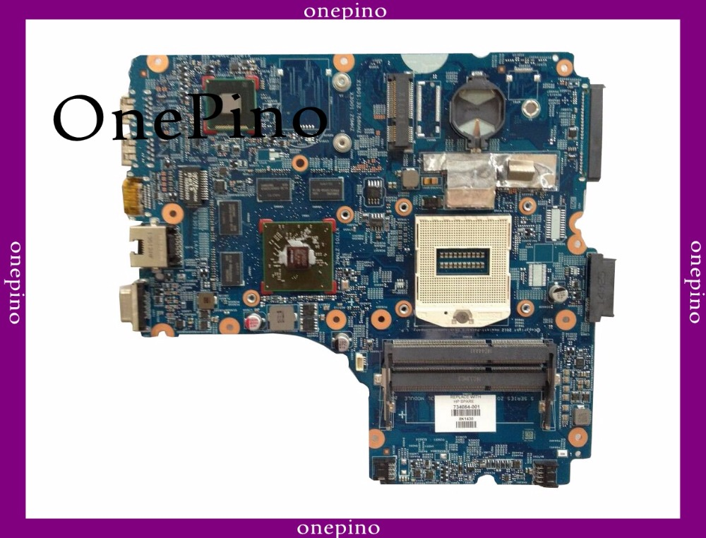 734084-001 734084-601 fit For HP Probook 440 450 470 Motherboard PGA 947 100% tested working 574680 001 1gb system board fit hp pavilion dv7 3089nr dv7 3000 series notebook pc motherboard 100% working
