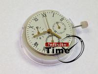 Clone ETA 7750 no date Automatic Daytona Chronograph 28800 Noob Mens Writ Watch Parts no date