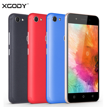 XGODY X24 Dual 4G Sim LTE Smartphone Android 8.1 Oreo 5 Inch Mobile Phone MTK6739 Quad Core 1GB+8GB 2500mAh 8MP Camera Cellphone smartphone