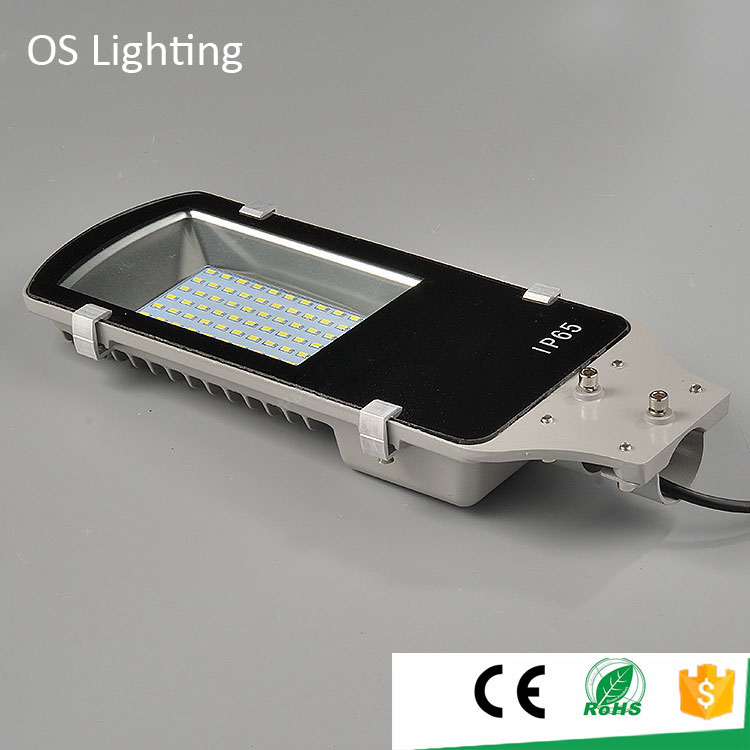 30W AC85-265V Led Street light IP65 Outdoor lighting 3000LM LED street light Lamp Garden Lamp Free shipping