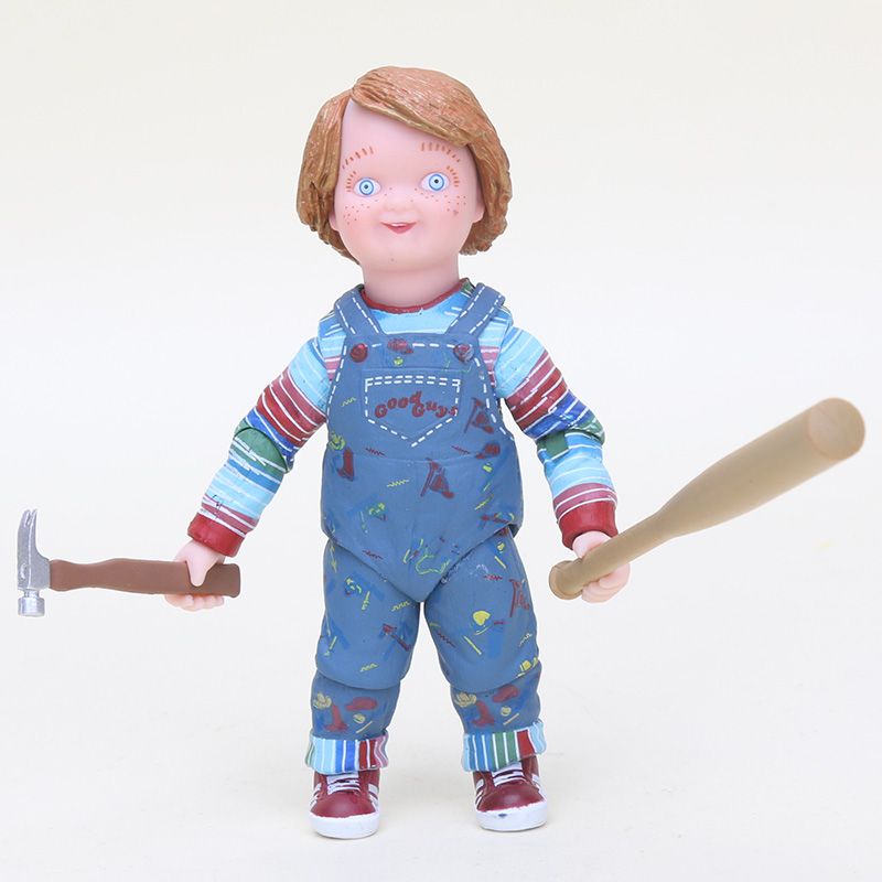 2020 10cm Good Guys CHUCKY Child'S Play Scary Bride Of