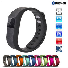 Sports Smart Watch Wrist Band TW64 Bluetooth Sleep Monitor Call SMS Calories Remote Camera for Android IOS Smartphone SmartWatch