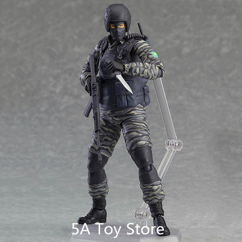Metal Gear Solid 2: Sons Of Liberty Figma 298 Gurlukovich PVC Action Figure Collectible Model Toy 16cm metal gear solid 2 sons of liberty figma 298 gurlukovich pvc action figure collectible model toy 16cm kt3130