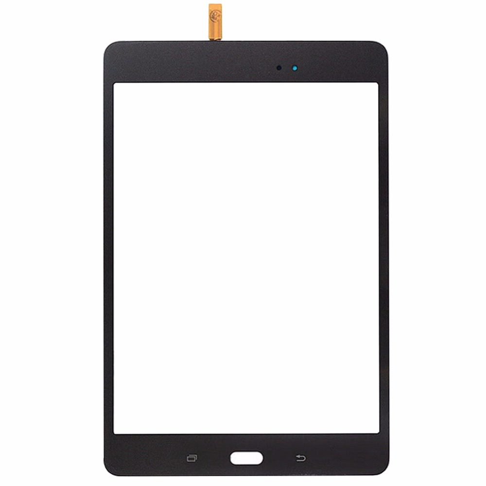 New White/Black 8 inch Touch Screen OEM Compatible with Galaxy Tab A 8.0 SM-T350 Tablet Glass Digitizer Sensor Replacement replacement new touch screen digitizer glass for samsung galaxy tab 2 p5100 p5110 n8000 10 1 inch black white free shipping