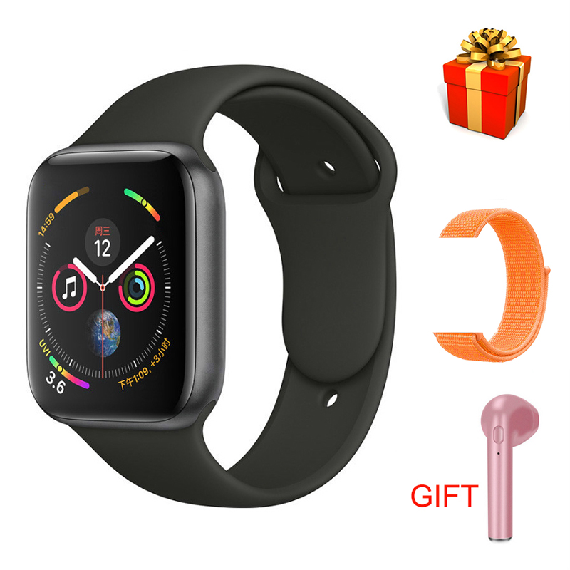 Smartwatch Bluetooth Smart Watch Series 4 with Heart Rate Blood Pressure Wristwatch For iOS Android SamsungSmartwatch Bluetooth Smart Watch Series 4 with Heart Rate Blood Pressure Wristwatch For iOS Android Samsung