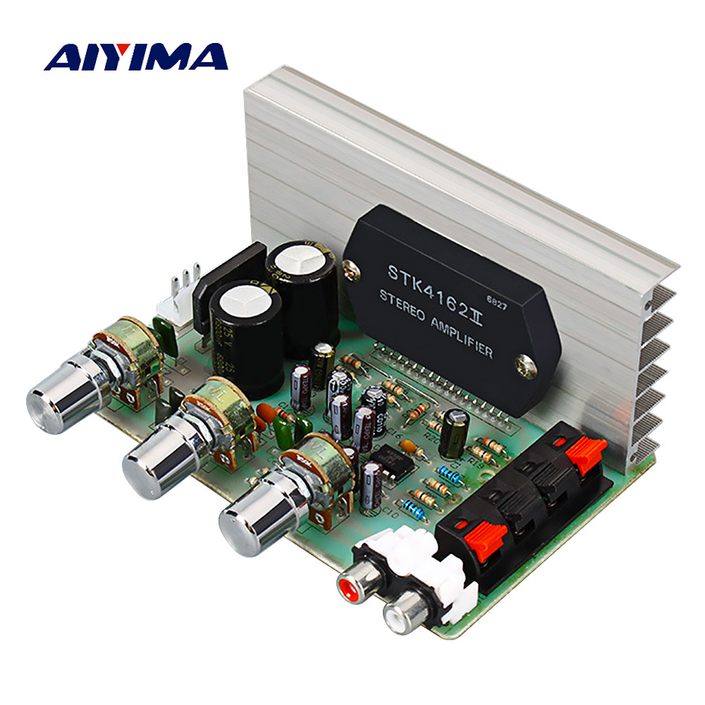 60w 21 Tda2050a Tda2030a Ne5532 18w 32w Subwoofer 35mm And Cheap Audio Systems Hi Fi Amplifier Circuit Diagram Aiyima 20 Stk4162 Hifi Board 50w2 Stereo Preamplifier For Diy Speaker Amp